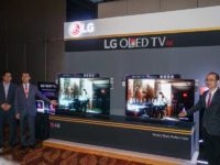 LG launches their lusciously slim E6 and C6 OLED 4K TVs