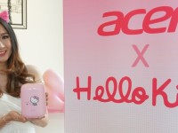 It's pink, cute and fast. Meet Acer's Revo One Hello Kitty Edition PC
