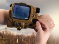 Gaze upon the glory of the improved Pipboy: Deluxe Bluetooth Edition
