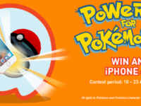 U Mobile wants you to 'Catch 'em All' to win an Iphone 6S!