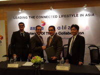 Axiata and Atilza are teaming up to develop IoT opportunities in Southeast Asia