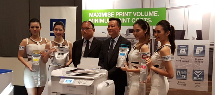 Epson's new RIPS printing tech and WF-R8591 inkjet printer offer serious printing bang for the buck