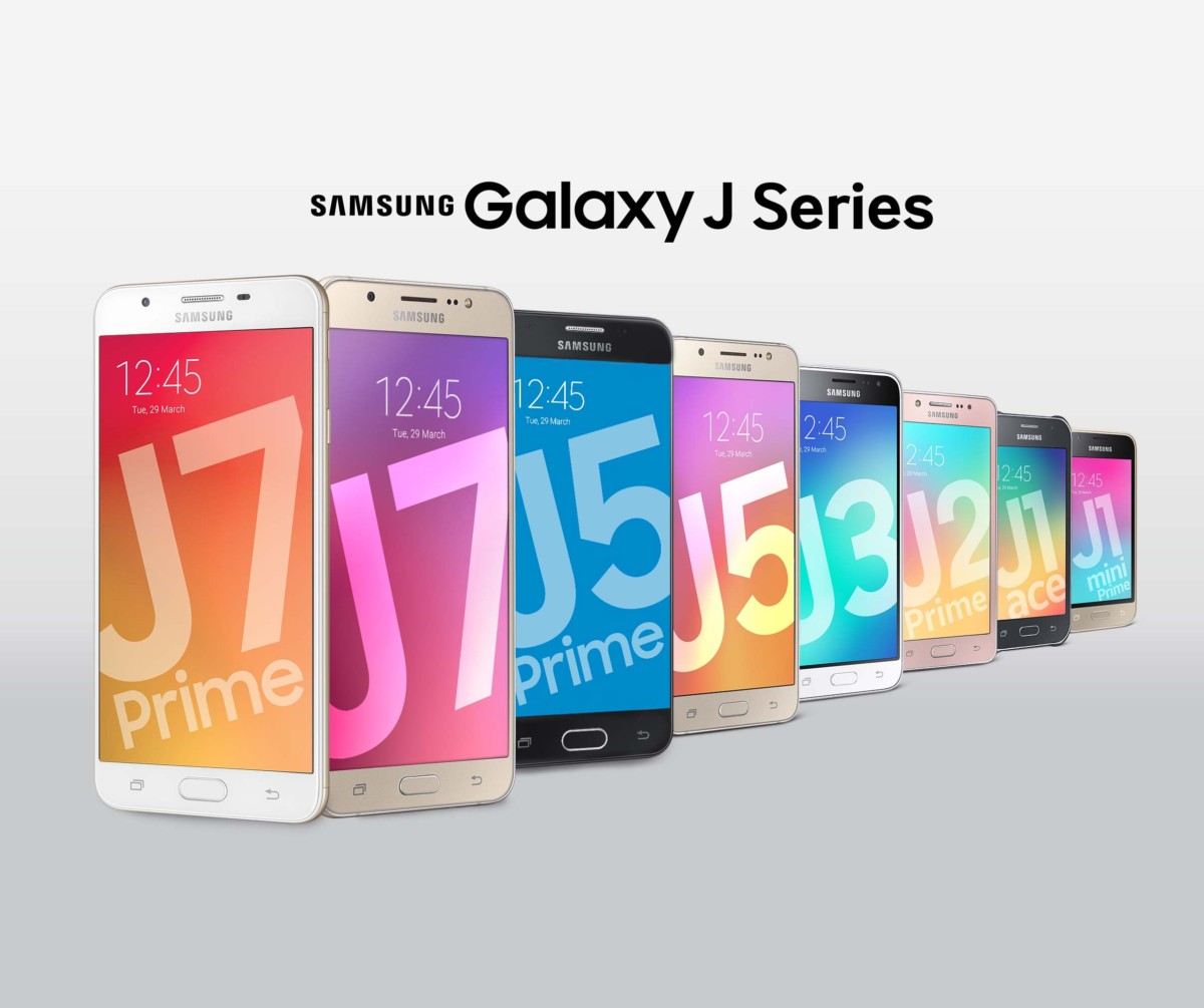 The Ultimate Samsung Galaxy J Series Phone Guide