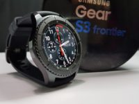 Unboxing the Samsung Gear S3 Frontier