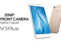 Vivo V5 Plus up for preorders in Malaysia for RM1,799