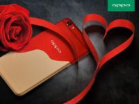 OPPO announces red R9s for Valentine's Day