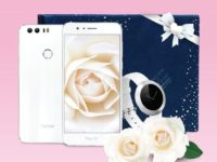 Love is in the air with the Honor 8 Pearl White special bundle