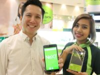 Maxis launches their own 4G phone – say hello to the NeXT M1