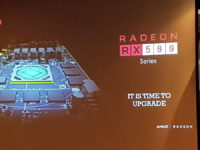 AMD takes the wraps off their revamped Radeon RX 500 series graphics cards