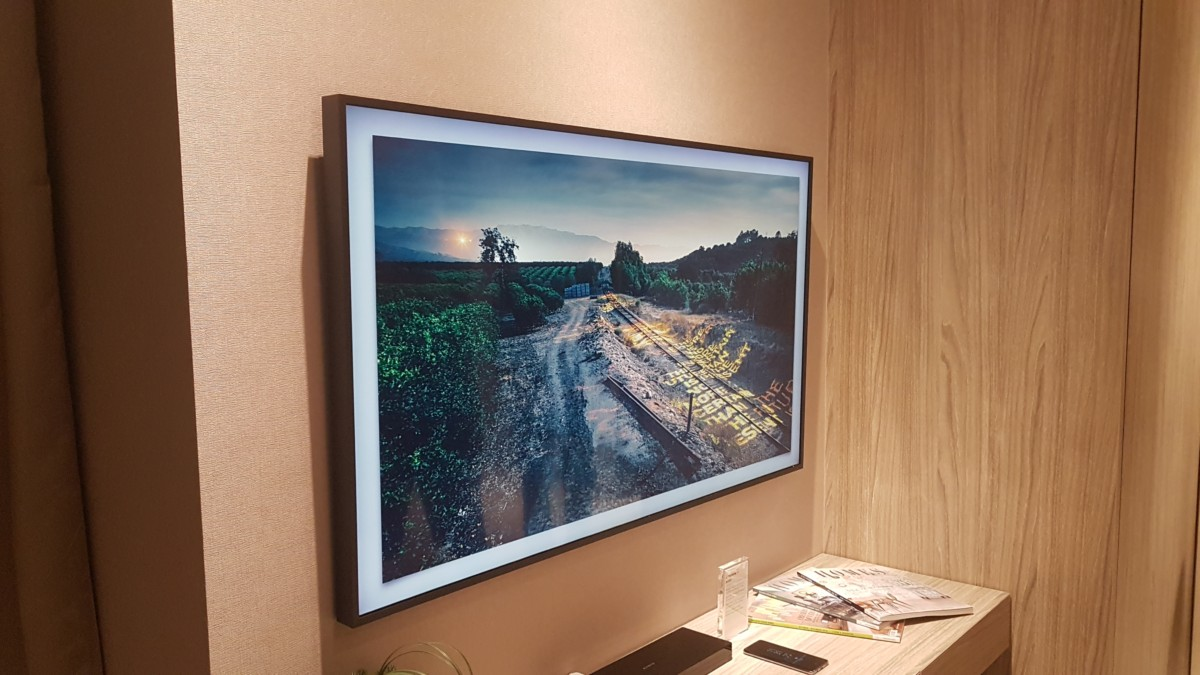Samsungs the frame tv is a work of art that can be yours for samsung the frame tv jeuxipadfo Choice Image