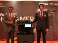 Toshiba's new Hybrid Multifunction printers can even erase prints too