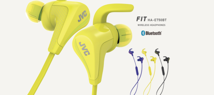 JVC's new AE series wireless earbuds for runners launched in Malaysia