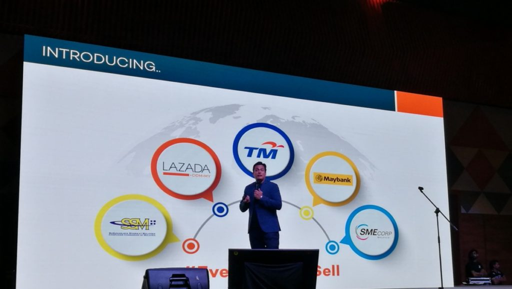 Hans-Peter Ressel, CEO of Lazada Malaysia