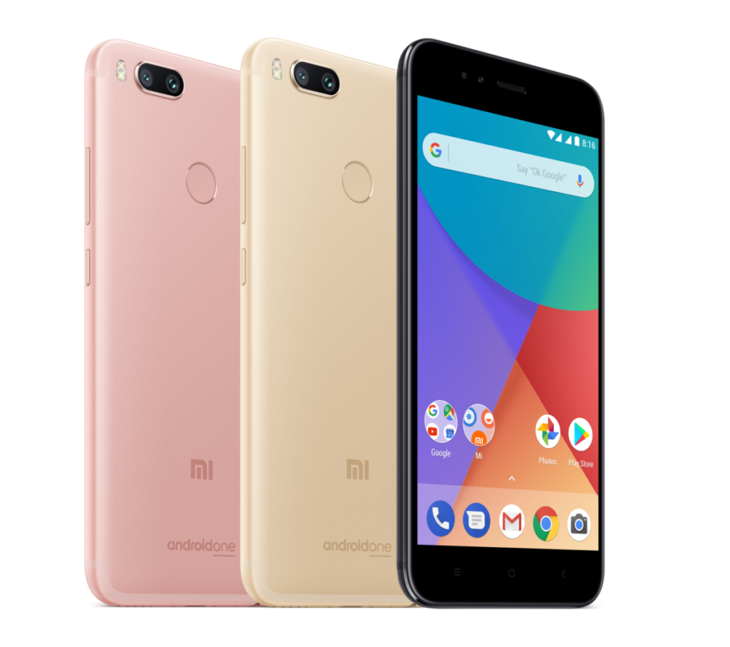 xiaomi s mi a1 with android one now available at rm1 099