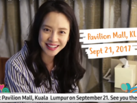 Song Ji-hyo from Running Man series is coming to launch the Samsung Galaxy Note8