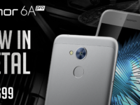 Metal-hewn Honor 6A Pro lands in Malaysia at RM699