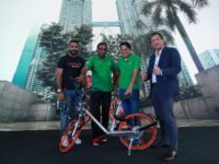 Mobikes now available in Cyberjaya