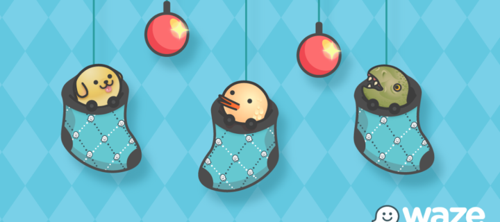 Waze tells you when to start your drive this coming holiday season