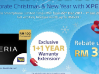 Sony Mobile spreads festive cheer with awesome year end promotion