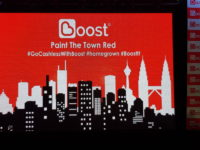 Boost mobile wallet app aims to paint the town red