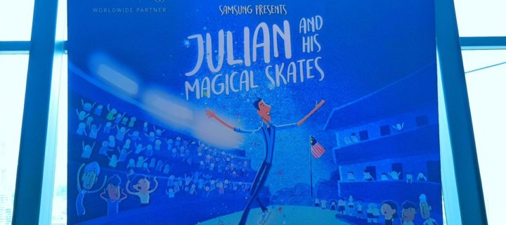 """Samsung Malaysia's latest feature film """"Julian and His Magical Skates"""" created on the Galaxy Note8"""