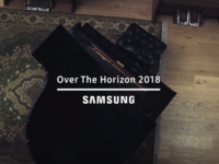 Bask in the sublime glory of the Galaxy S9's new Over the Horizon ringtone