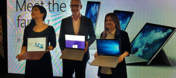 Microsoft Surface Book 2 lands in Malaysia