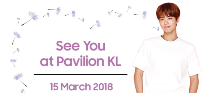 Samsung Galaxy S9 roadshow locations announced and superstar Park Bo Gum is coming to Malaysia