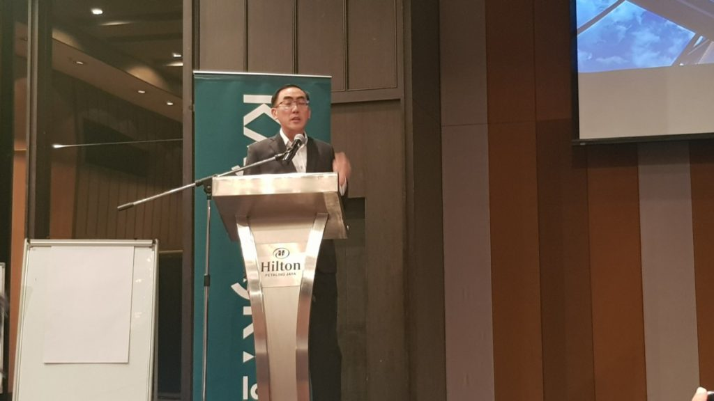 Yeo Siang Tiong, General Manager, Southeast Asia, Kaspersky Lab