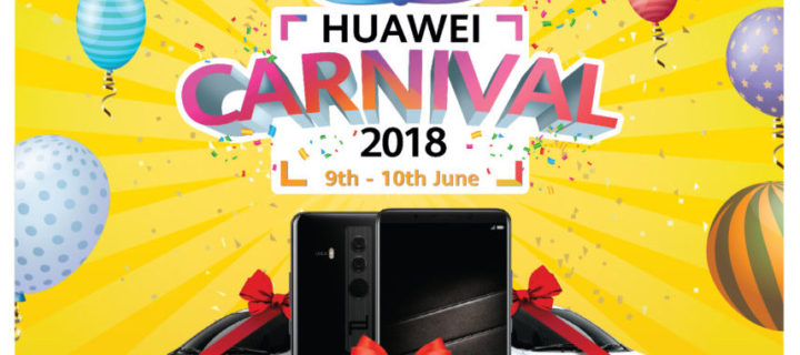 Upcoming Huawei Carnival to offer RM6 million in prizes and even cars up for grabs