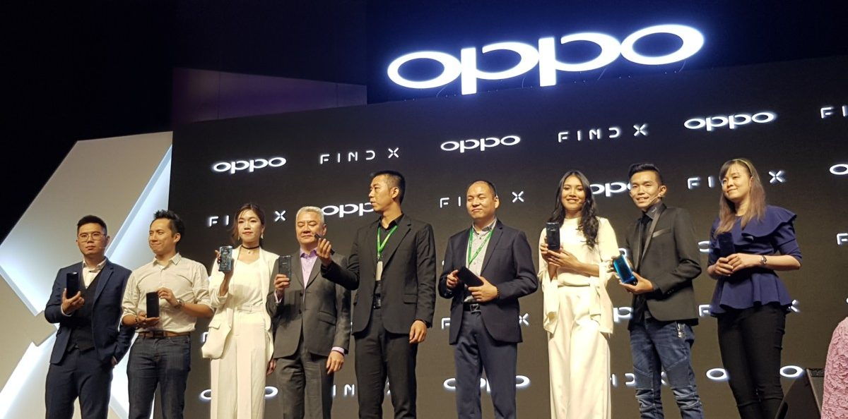 OPPO launches Find X in Malaysia