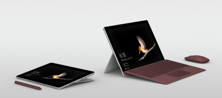 Meet Microsoft's smallest and cheapest slate yet the Surface Go