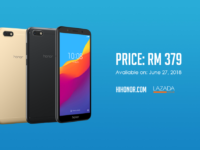 Honor 7S redefines affordability with 5.45-inch Fullview display for just RM379