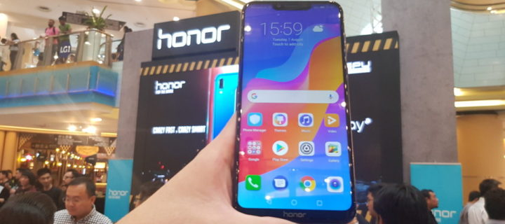 Honor Play gaming phone launches in Malaysia
