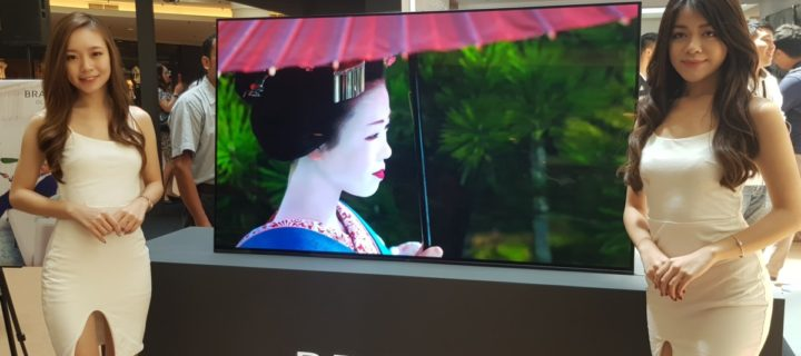 Sony launches 65-inch and 55-inch A9F MASTER series 4K HDR TVs in Malaysia