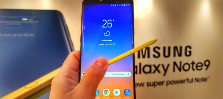 Battery safety, the Galaxy Note9 and you