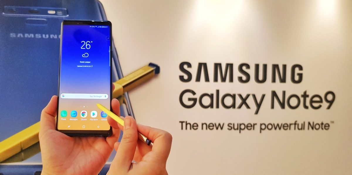5 Critical Reasons Why the Galaxy Note9 Is The Ultimate Business Phone