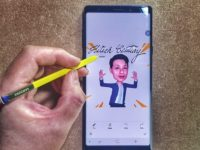 Find out how the Galaxy Note9's AR Emoji and S Pen can class up your messaging game