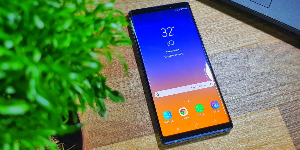 Samsung Yearly Upgrade Program gets you freebies galore with Galaxy Note9 purchase plus 10% off the next Galaxy Note