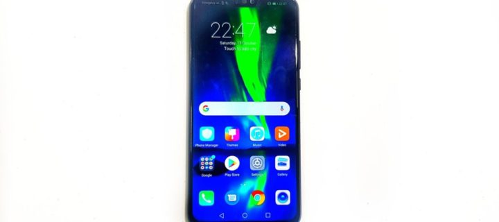 [Review] Honor 8X – To the power of eight