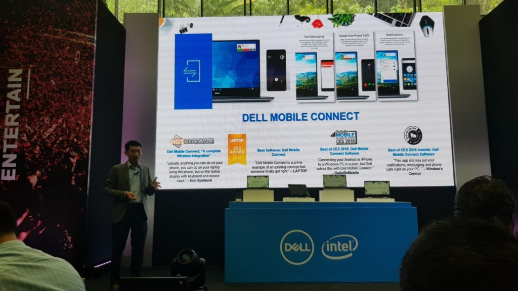 Dell Mobile Connect
