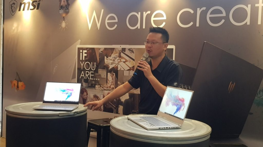 Mr. Henry Chung – MSI Malaysia Sales and Marketing Director