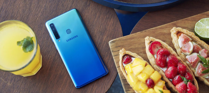 Samsung Galaxy A9 with quad camera now available at roadshows in Malaysia at RM1,999 with freebies aplenty