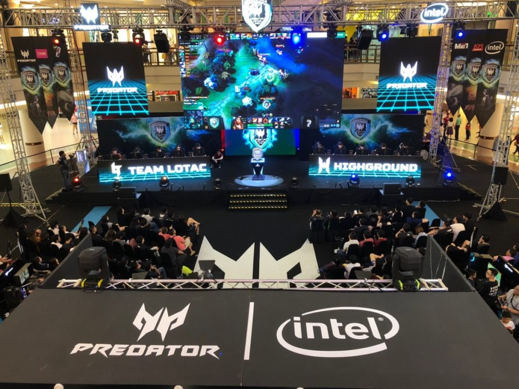 IMG_4367 - The battle for Malaysian DOTA2 Champion in the Asia Pacific Predator League 2019 enthralled crowds
