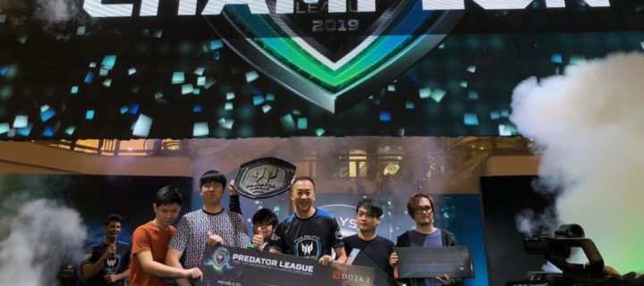 Teams Lotac and Asbol feted as DOTA 2 and PUBG Malaysia Champions in Asia Pacific Predator League 2019