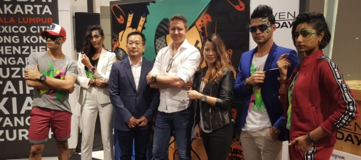 Malaysia's first watch lounge concept store SevenFriday Space now open