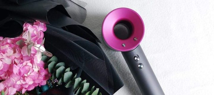 Get a Dyson Supersonic hair dryer and score a free flower bouquet