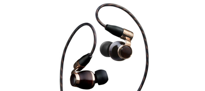 Gaze upon the exquisitely crafted and wood hewn JVC HA-FW10000 in-ear headphones