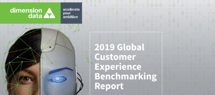 Dimension Data Benchmarking Report reveals challenges in Customer Experience disconnect
