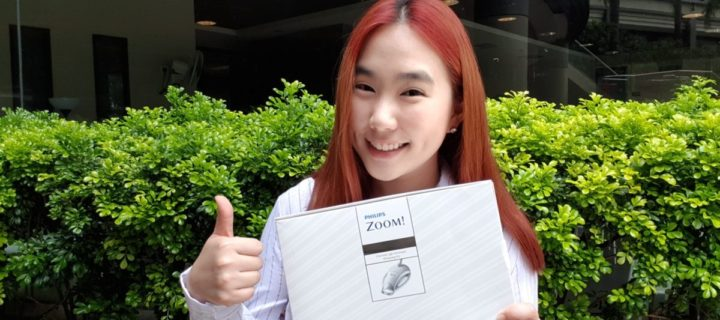 My fantastic professional teeth whitening experience at We Smile Dental Clinic KL